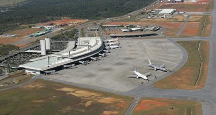 aeroporto de confins site